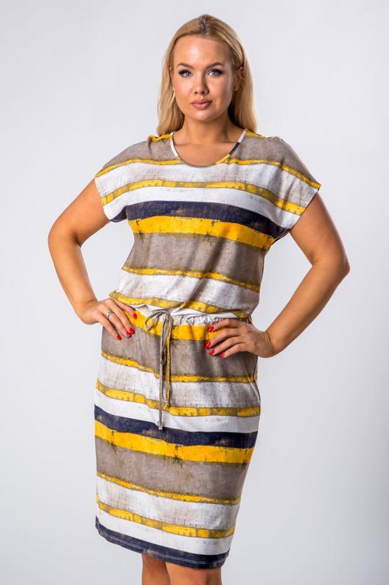 Šaty Skvělá nálada, barevné