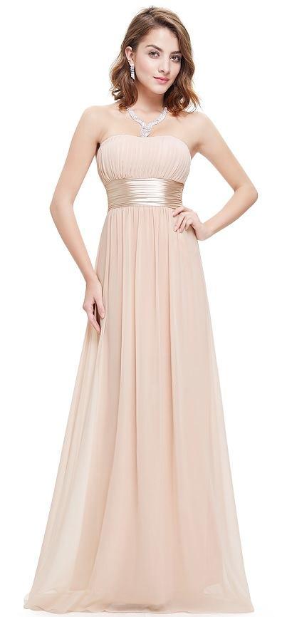 ef3cf2f3492c Ever-Pretty plesové šaty Mistryně půvabu