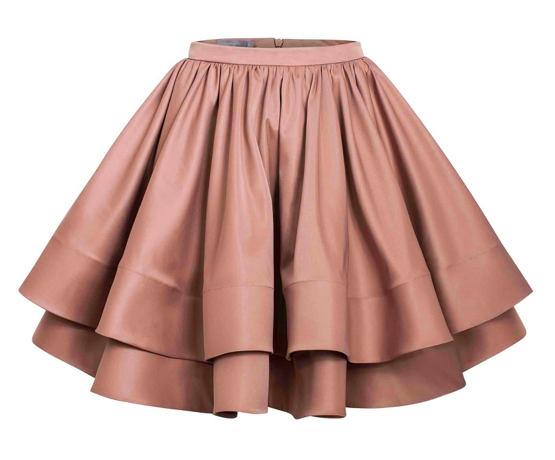c94aceedb5bf Nabíraná sukně Cavina