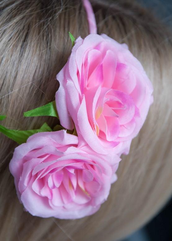 Květinová čelenka do vlasů Carmen 673d8d4f58