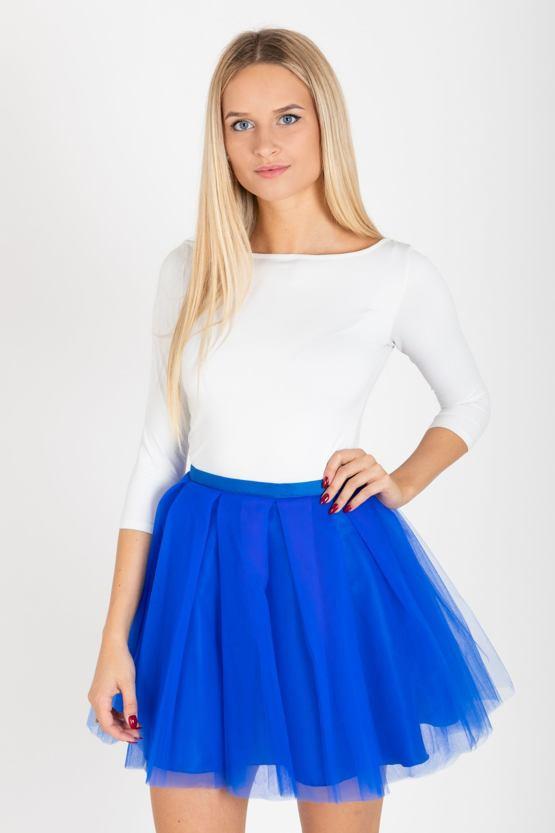 TUTU sukně Mažoretka, modrá