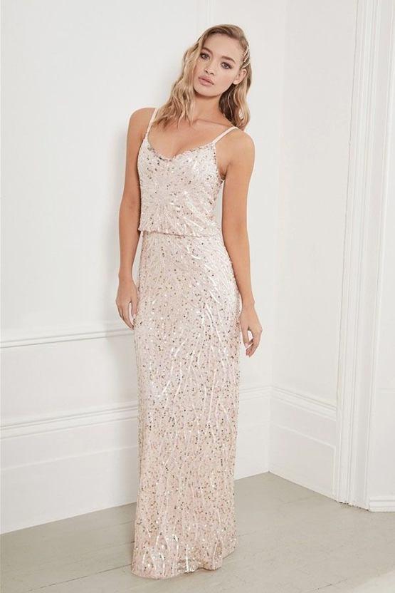 Exkluzivní společenské šaty Miucha a lá Velký Gatsby 69118708e7