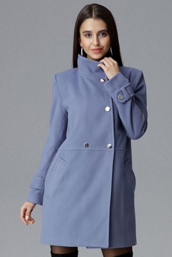 Kabát Makalu, modrý