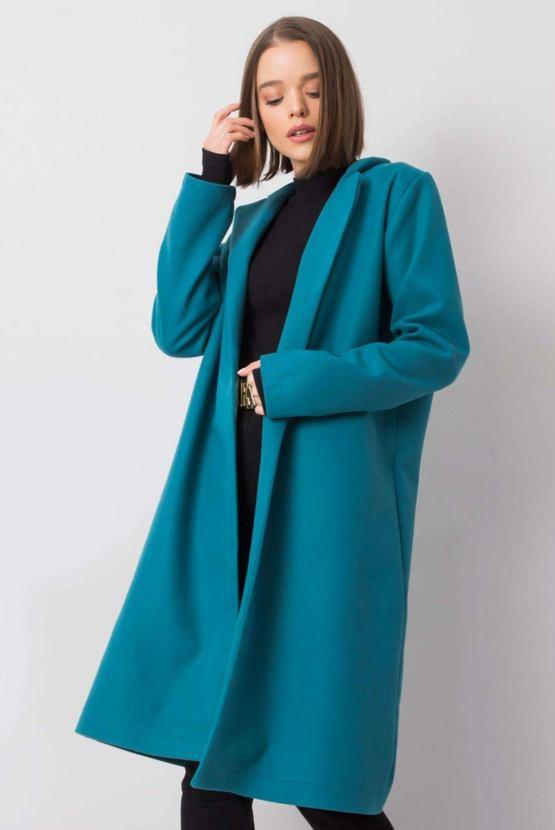 Kabát Ruddy, petrolejový