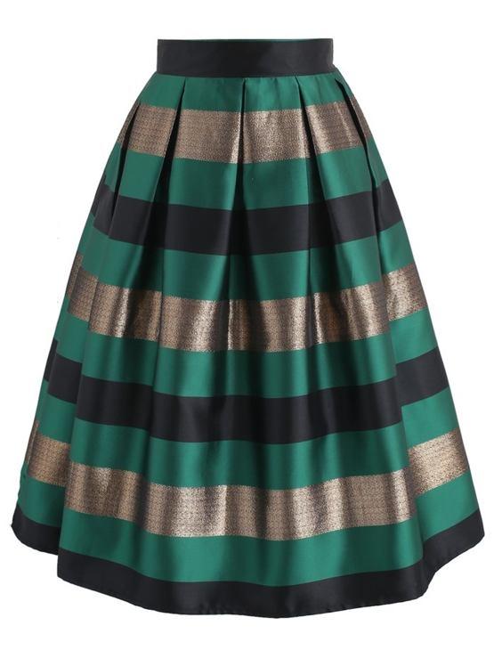 b39d0cfb3b70 Midi sukně Eva