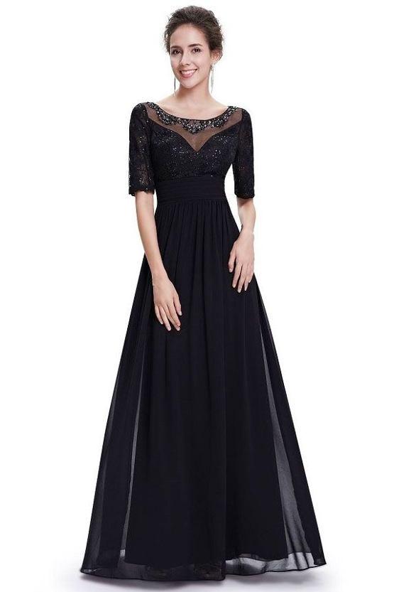 908953db2e7 Ever-Pretty plesové šaty Night