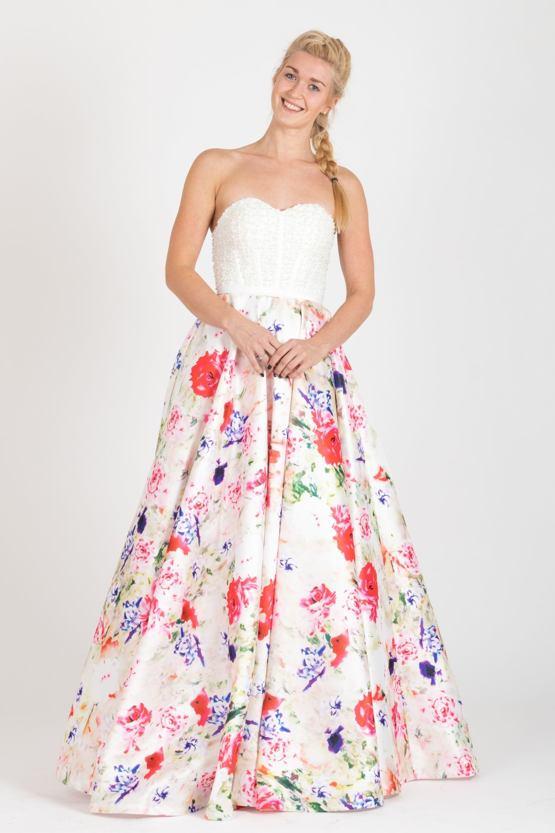 Plesové šaty Tabula Rasa b6ead4b363