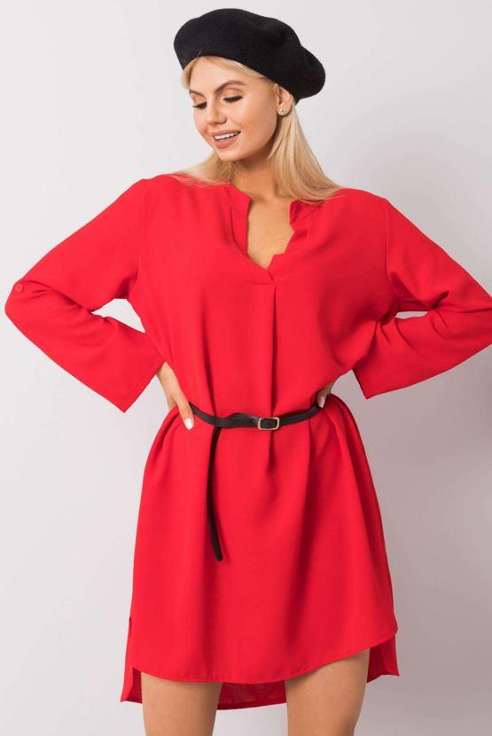 Šaty Jana, červené