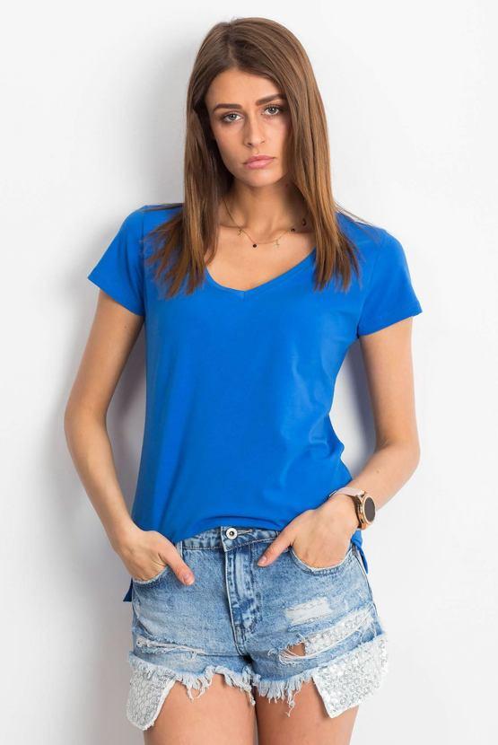 Tričko Temperka, královsky modré