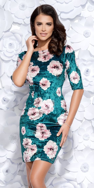 Sametové šaty Magnolia 6e69253d1a