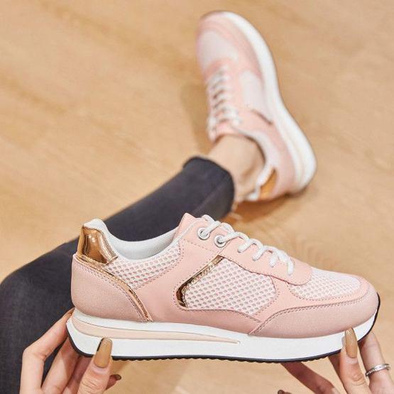 Tenisky Brandy, růžové