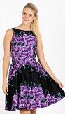 Šaty Lilo, fialové