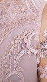 Plesové šaty Afrodíté, růžové