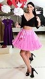 DOLLY Nejrůžovější princezna PETTI sukně