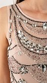 Plesové šaty Daisy, béžové