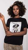 Tričko Lady Original, černé