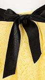 Sukně Liwia, žlutá