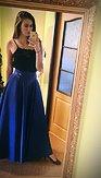 Maxi sukně Sissi