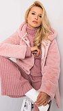 Kabátek Marshmallow, růžový